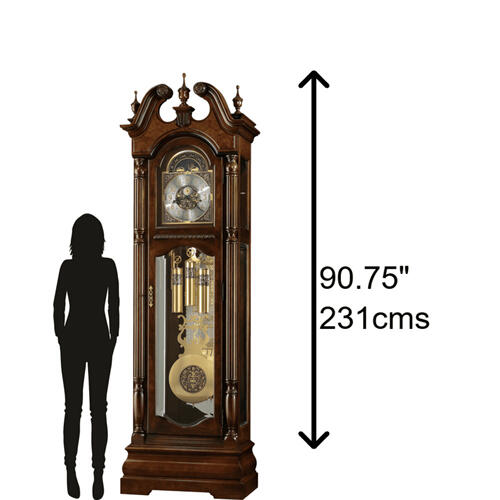 Howard Miller Edinburg Grandfather Clock 611142