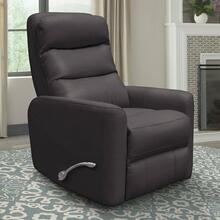 HERCULES - CHOCOLATE Manual Swivel Glider Recliner