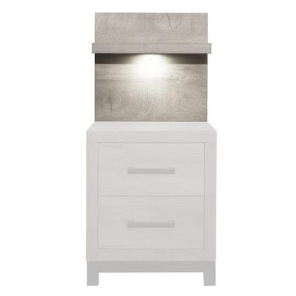See Details - Wall Panel for Night Stand, 1-Piece