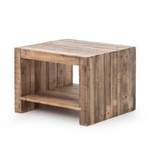 Beckwourth Side Table-sierra Rustic Ntrl