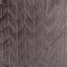 View Product - Scroll Puff Ottoman Angora Stone