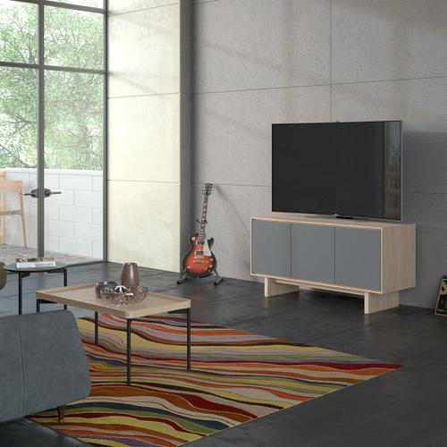 Triple Width Media Cabinet 8377 Gfl in Environmental