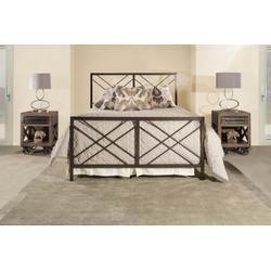 Westlake Bed Set - Full - Magnesium Pewter