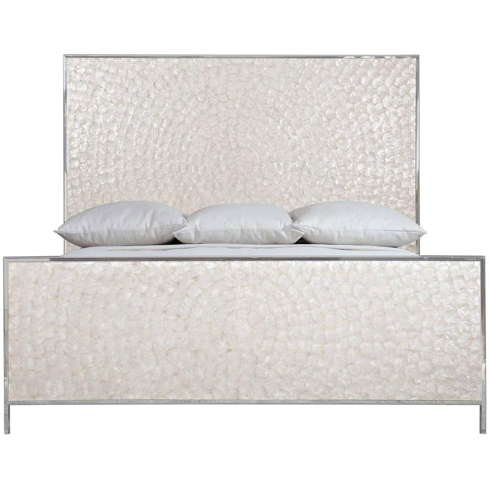 King Helios Capiz Shell Bed