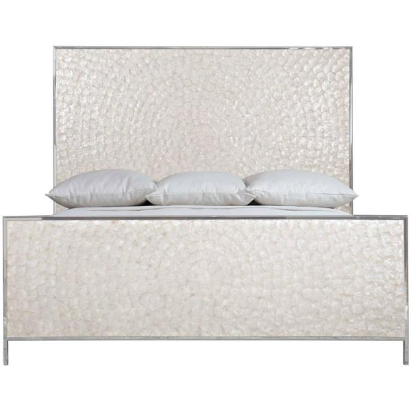 See Details - King-Sized Helios Capiz Shell Bed