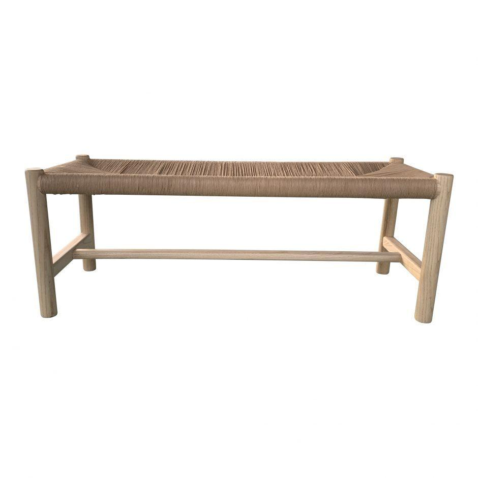 See Details - Hawthorn Bench Large Natural