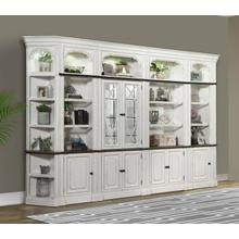 See Details - PROVENCE 6pc Library Wall