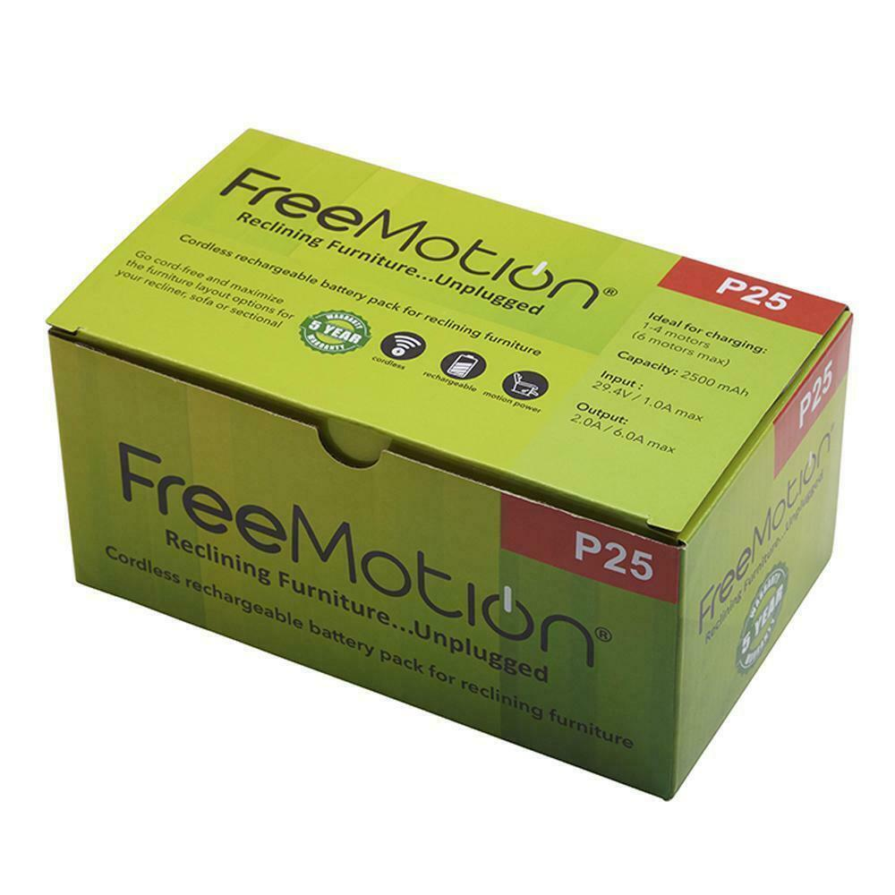 FREEMOTION Freemotion 2500 mAh Battery