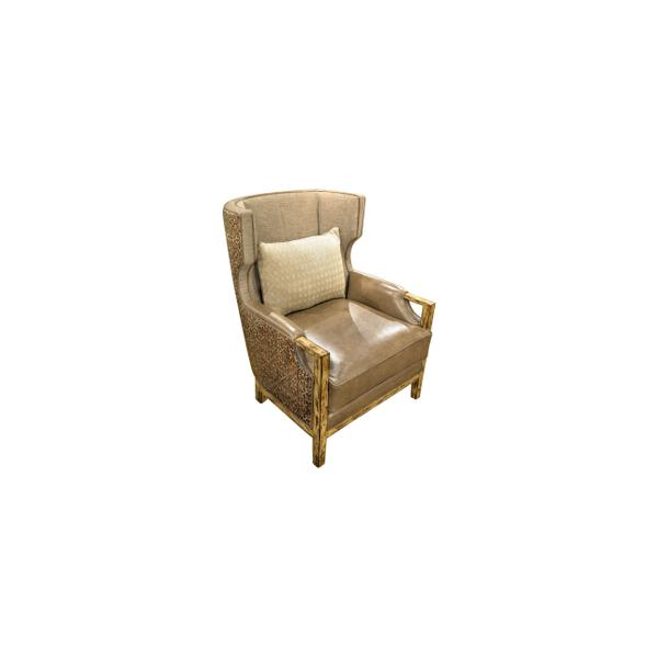 See Details - Paloma Exposed Wood Chair