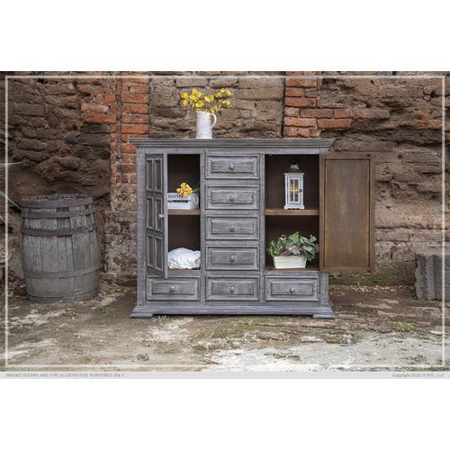 See Details - Mule 7 Drawers, 2 Doors