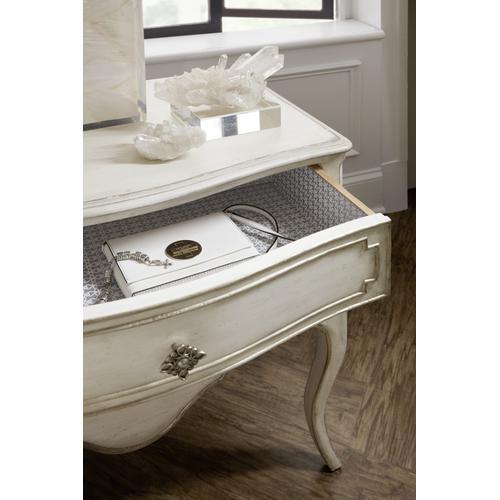 Hooker Furniture - Sanctuary Coco En Blanc Nightstand