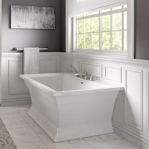 American Standard - Town Square S Freestanding Tub  American Standard - White