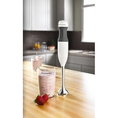 2-Speed Hand Blender White
