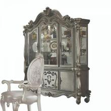 ACME Versailles Hutch & Buffet - 66824 - Antique Platinum