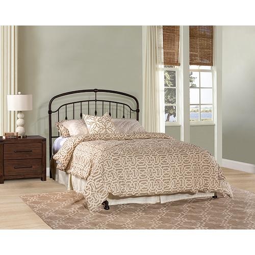 Product Image - Pearson Full/queen Headboard Only, Oiled Bronze