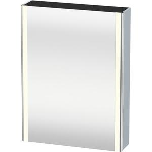 Mirror Cabinet, Light Blue Satin Matte (lacquer)