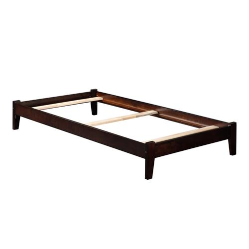 Concord Twin XL Bed in Espresso