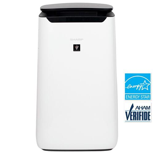 Sharp IoT Plasmacluster® Ion Air Purifier with SHARP AIR App & True HEPA for Large Rooms (502 sq.ft.)