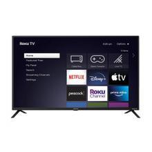 """See Details - Element 43"""" 4K UHD HDR10 Roku TV"""