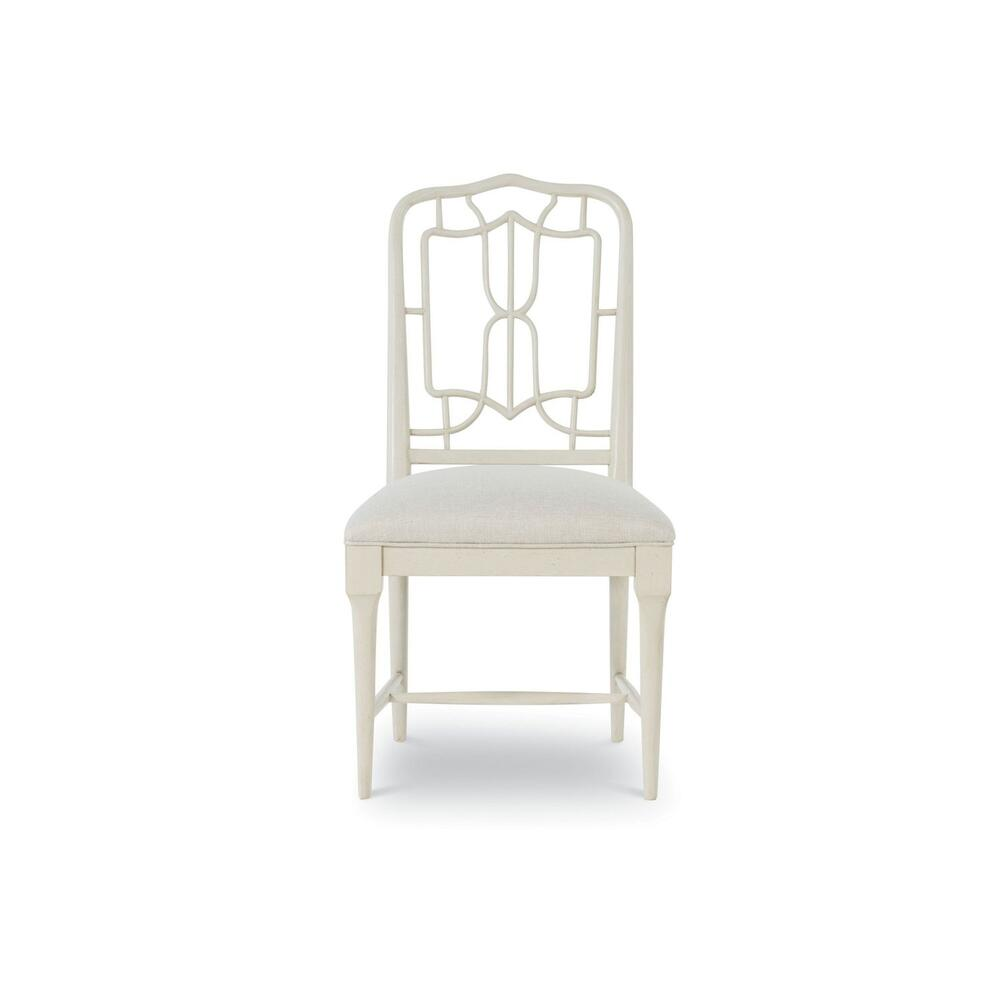 Daphne Fretwork Side Chair
