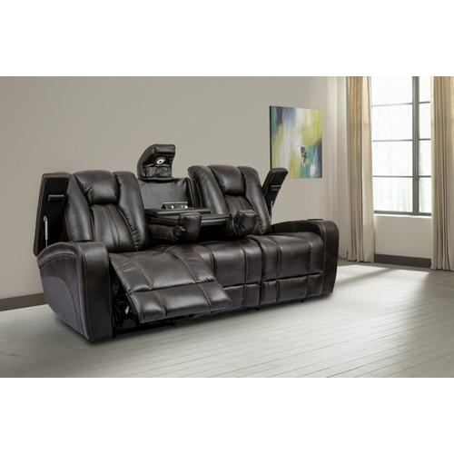 OPTIMUS - TRUFFLE Power Sofa