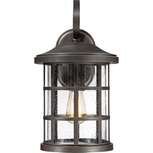 Quoizel - Crusade Outdoor Lantern in Palladian Bronze