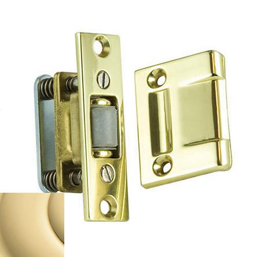 Non-Lacquered Brass Roller Latch