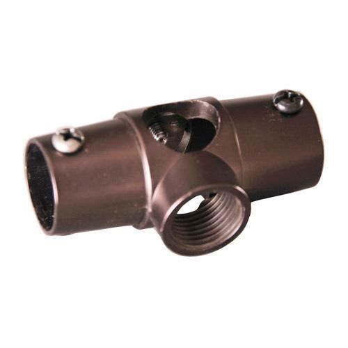 Shower Rod Wall Tee - Oil Rubbed Bronze