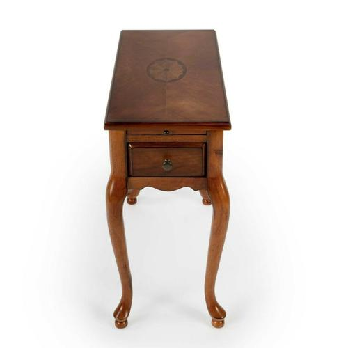 Butler Specialty Company - This Collection represents our tribute to tradition to the classics of Western culture from the timeless 18th-century designs of Chippendale, Sheraton, and Hepplewhite, to the best furniture in the finest homes when Americans declared their independence. Examine closely the fine woods, veneers, inlays, and finishes.