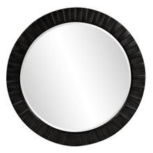 View Product - Serenity Mirror - Glossy Black