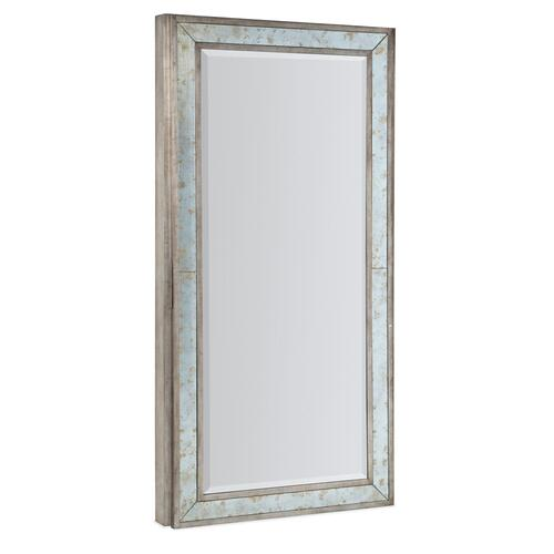 Accents Melange McALister Floor Mirror w/ Jewelry Storage