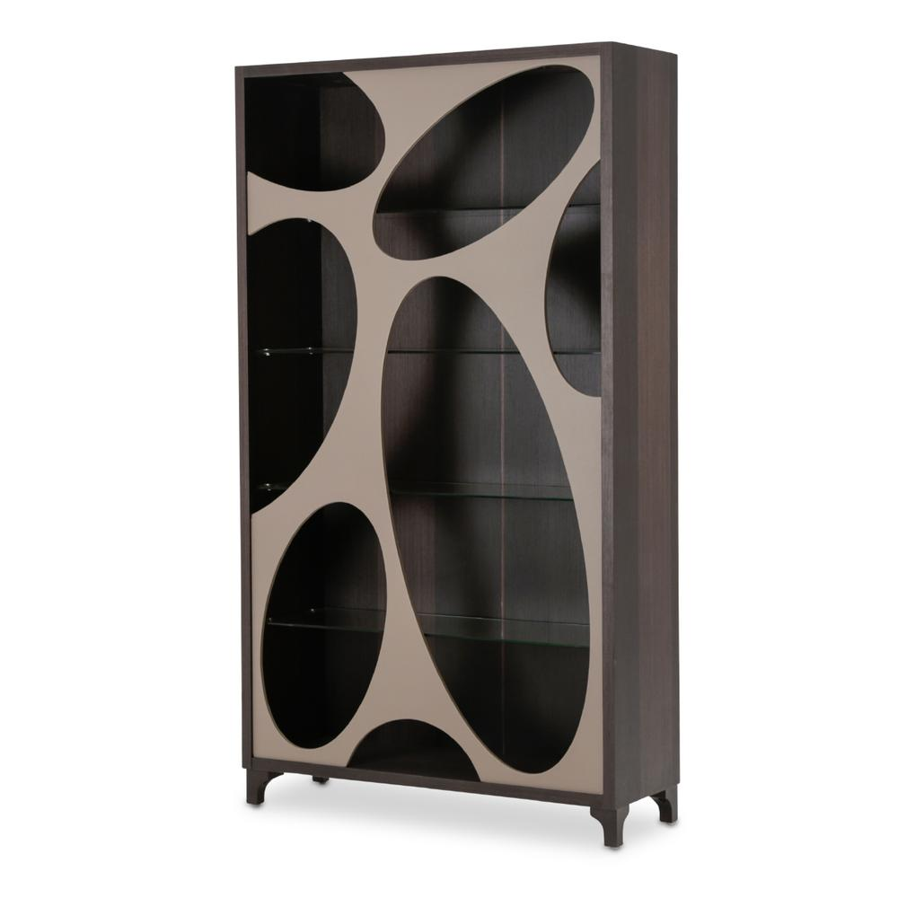 See Details - Curio Side Cabinet (must Be Purchased With Curio Center Cabinet)