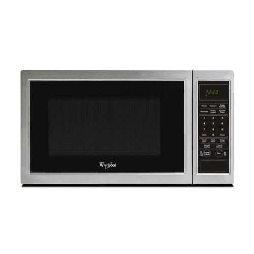 Whirlpool® 0.9 Cu. Ft. Countertop Microwave
