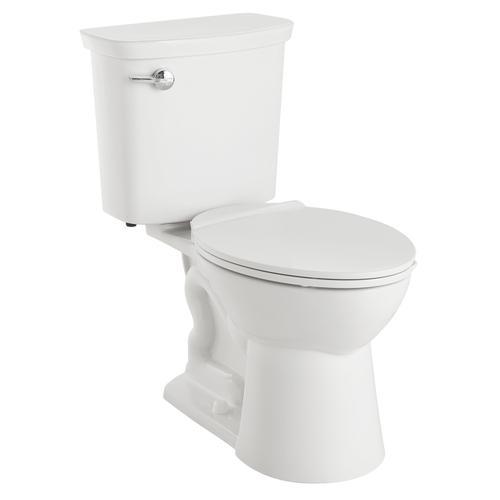American Standard - VorMax Plus HET Elongated Toilet  American Standard - White