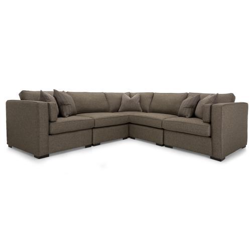 7763 LHF Chair
