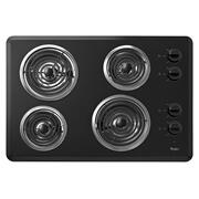 "30"" Electric Cooktop with Dishwasher-Safe Knobs Product Image"