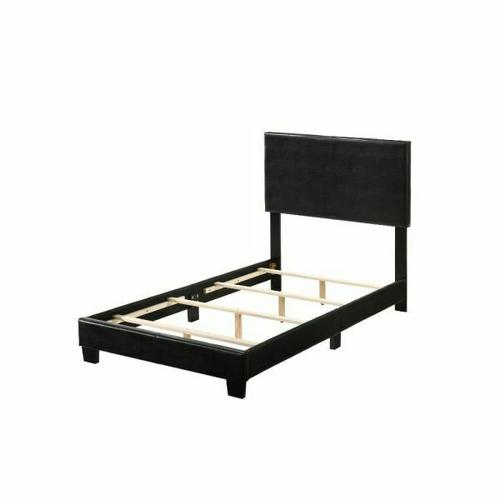ACME Lien Twin Bed - 25736T - Black PU