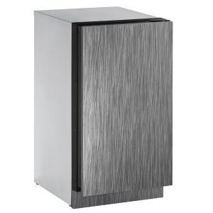 "U-Line2218r 18"" Refrigerator With Integrated Solid Finish (115 V/60 Hz Volts /60 Hz Hz)"