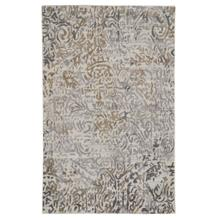 Goa Garden Pewter - Rectangle - 3' x 5'