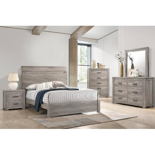 Poundex - California King Bed