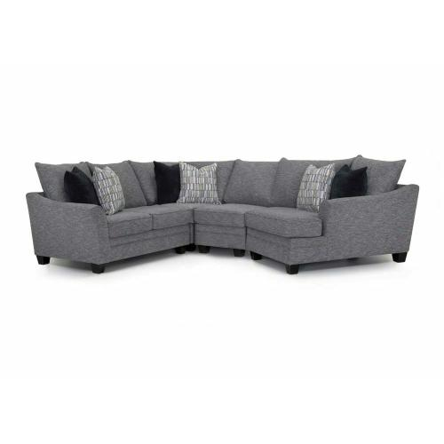 983 Paradox Sectional