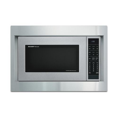 Sharp 27 in. Built-in Microwave Oven Trim Kit