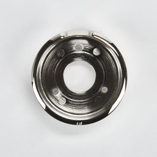 Whirlpool - Range Chrome Knob Bezel, Oven