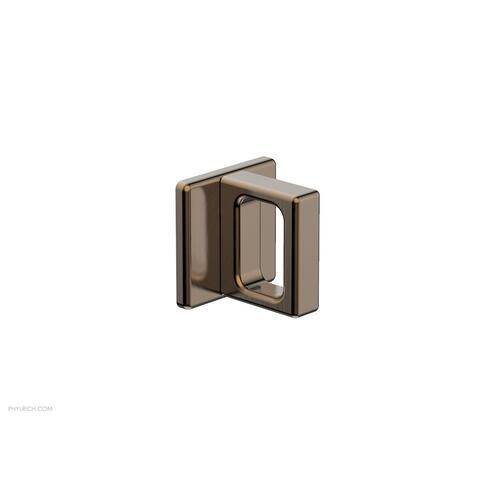 MIX Volume Control/Diverter Trim - Ring Handle 290-37 - Old English Brass
