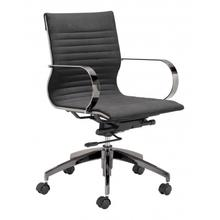 See Details - Kano Office Chair Black