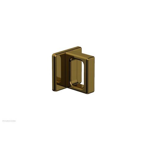 MIX Volume Control/Diverter Trim - Ring Handle 290-37 - French Brass