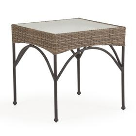 """-SQ 21"""" Square End Table"""