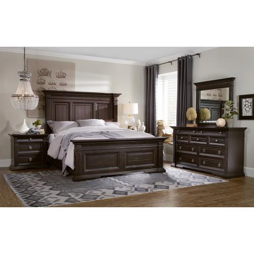 Hooker Furniture - Treviso Queen Panel Bed