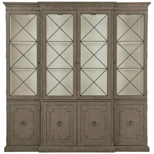 Canyon Ridge China Deck and Base in Desert Taupe (397)