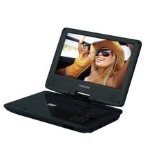 "9"" Portable DVD Player-swivel Screen With Movies"